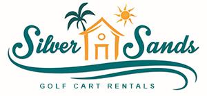 Silver Sands Golf Cart Rentals logo