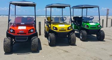 Port Aransas Golf Cart Rentals | Silver Sands Golf Cart Rentals on bmw golf cart, a golf house, a golf bag,